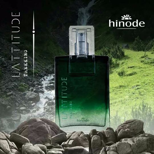 Perfume masculino Lattitude