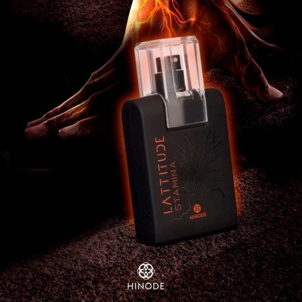 Perfume masculino LATTITUDE STAMINA